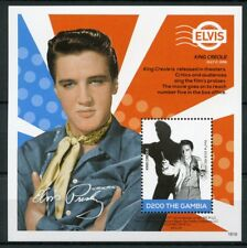 Gambia 2018 MNH Elvis Presley Life in Stamps 1v S/S III Music Celebrities Stamps