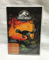 Jurassic World: 5-Movie Collection (DVD, 5-Disc Box Set) US Seller FAST SHIPPING