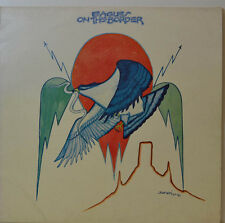 "EAGLES - ON THE FRONTIÈRE - ASYLUM AS 43005 - 12"" LP (Y491)"