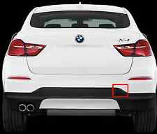 BMW NEW GENUINE X4 SERIES F26 REAR BUMPER TOW HOOK EYE COVER 7338754