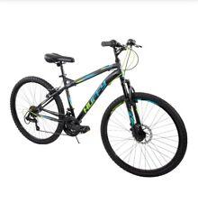 "Huffy 26"" Nighthawk Men's Mountain Bike - Black Matte"