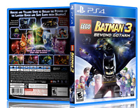 LEGO Batman 3: Beyond Gotham (Sony PlayStation 4, 2014)
