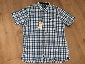 Raging Bull Mens Short Sleeved Shirt Size XL Brand New With Tags