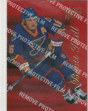 BRETT HULL 1996-97 SELECT CERTIFIED RED #19