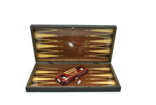Orginal Star Platin Kasplama Tavla Backgammon Dame 3 in1 Brettspiel Holz