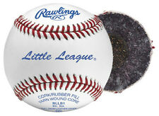 2 DOZEN LEATHER BASEBALLS & BUCKET exact same spec as the ROLLB1 YOUTH GAME BALL
