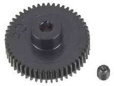 50T 64P Hard Aluminum Pinion Gear 50 Tooth 64 Pitch #RR4350