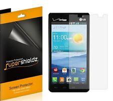 6X Supershieldz HD Clear Screen Protector Guard For LG Lucid 2 VS870 Verizon