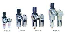 """Luft Öler Wasserabscheider 1/4"""" Druckminderer ETAC2010-02"""