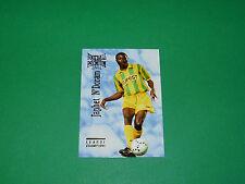 JAPHET N'DORAM FOOTBALL CARD PREMIUM 1994-1995 FC NANTES FCNA CANARIS PANINI