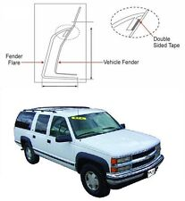 FENDER FLARES CHEVY 1500/2500/3500 SUBURBAN 92-99 TAHOE 95-99 2DR