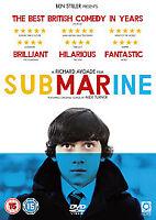 Submarine DVD 2011 New Sealed