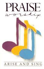 ARISE & SING Praise Worship tape DAVID GROTHE Hosanna