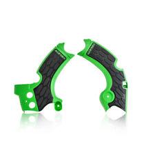 Acerbis MX Marco de bicicleta Protector Protector De/- Kawasaki KXF250 17-18 - Verde/Negro