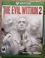 The Evil Within 2 Xbox One New!