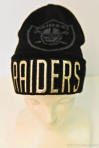 New Era NFL Las Vegas Raiders Beanie [OSFM]