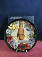 Moorcroft Pottery Centenary Anniversary Limited Edition 1897 to 1997  Plate