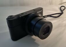 Sony Cyber-shot DSC-RX100 20.9 MP Digitalkamera - Schwarz