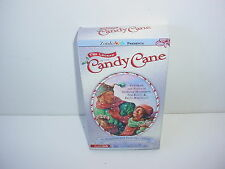 The Legend of the Candy Cane VHS Video Tape Movie Zonder Kidz