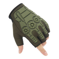 Half Finger Cycling Gloves with Anti-Slip Silicone Dots Hunting Fitness Climbing