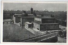 München Deutsches Museum, Turmbesichtigungsstempel Frauenkirche v. 20.07.1942