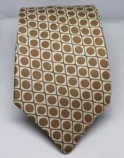 Cravatta marrone- Raso - Fatto a mano - Valby Handamde