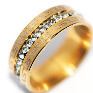 Luxury Trendy Crystal Engagement Design Female Wedding jewelry Womens Rings 11