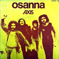 """Axis 7"""" Osanna - France (VG+/EX)"""