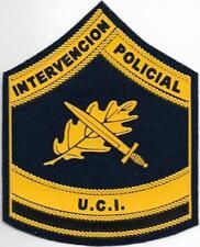 ESPAGNE * U.C.I. * igae BOURRICOTS swat police patch sec Police insigne