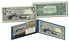 1896 EDUCATIONAL SERIES Designed NEW Legal Tender Modern One-Dollar $1 Bill COA