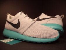 Nike ROSHE RUN ROSHERUN WOLF PLATINUM GREY BLACK CALYPSO GREEN 511881-013 DS 10