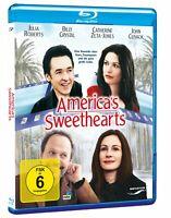 AMERICA'S SWEETHEARTS [Blu-ray] 2001 Julia Roberts Billy Crystal German Import
