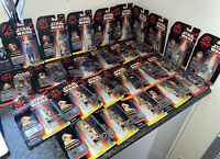 Star Wars Hasbro Action Figures Episode I The Phantom Menace Lot of 26 Sealed