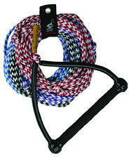 AirHead Boat Marine Performance Water Ski Rope 75' Long With 4 Sections & Handle