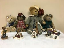 Collection Boyds Bears Figurines and Stuffed Bears