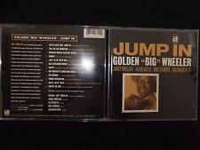 CD GOLDEN BIG WHEELER / JUMP IN /