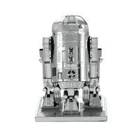 Fascinations Metal Earth Star Wars R2-D2 3D Model Kit MMS250