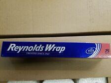 E Reynolds Wrap Heavy Duty Aluminum Foil 75 Square Feet