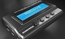 HOBBYWING 3 in 1 multifunction LCD programe Box CARD USB Adaptor Voltmeter