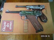1µ? Revue Gazette des Armes n°53 Naissance Feu Aerien Schmidt Rubin Lahti 9mm