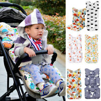 Newborn Baby Car Seat Stroller Cushion Pad Liner Pillow Head Body Support