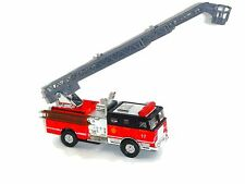 """4.75"""" Chicago Fire Engine with 12"""" Extendable Ladder  & Pullback Motor Action"""