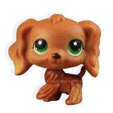 Littlest Pet shop Dog Puppy Yellow Golden Retriever Blue Eyes LPS #252