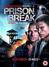 Prison Break - Complete Season 1-4 (New Packaging) [DVD] By Wentworth Miller,.