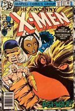 Uncanny X-Men # 117 FN- 5.5 FINE MINUS 1st Appearance Shadow King January 1979