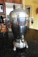 Vintage Champion Electric Art Deco Electric Coffee Maker percolator Samovar Urn
