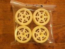 SI-9 S-10 Wheel Set - Kyosho Citroen ZX Lancia 2WD Raider Rally Car Sandmaster