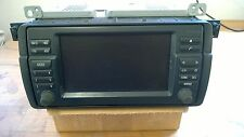 BMW E46  Navigation Monitor Display 16:9 Professional Bordmonitor