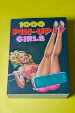 1000 Pin-up Girls by Taschen GmbH (Paperback, 2008)