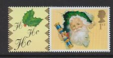 SPECIAL OFFER. GREAT BRITAIN 2000-1 XMAS 1st + LABEL ex LS3 MNH.